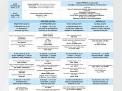 2018-12-01 Eğitimin Yeni Dinamikleri: X. Ulusal Öğretmenim Sempozyumu